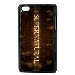 Unique Fashion Supernatural Cool Personalized Hard Best Case Cover for iPod Touch 4   Players & Accessories