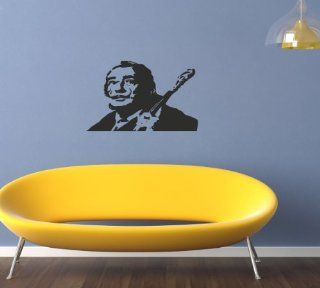 Housewares Vinyl Decal Salvador Dali Portrait Reproduction Home Wall Art Decor Removable Stylish Sticker Mural Unique Design for Nursery Room