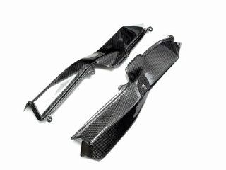 Ducati 749 / 999 Carbon Fiber Air Ram Panels Cover Automotive