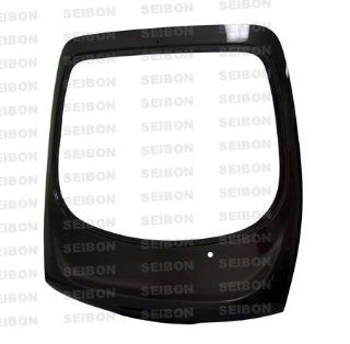 Seibon Carbon Fiber OEM Style Rear Hatch Toyota Supra 93 98 Automotive