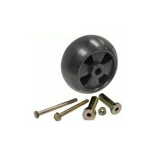 Replacement Lawn Mower Wheel Kit for John Deere # AM116299  John Deere Gauge Wheel  Patio, Lawn & Garden