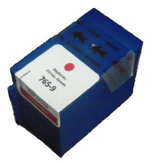 Pitney Bowes 765 9 Premium Compatible High Value Red Inkjet Cartridge. DUAL PACK Electronics