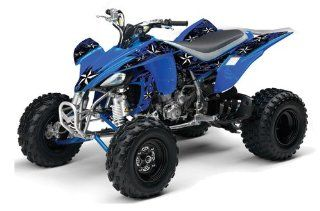 AMR Racing 2004, 2005, 2006, 2007, 2008 Yamaha YFZ 450 ATV Quad, Graphic Kit Automotive