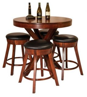 Odyssey 3 pc. Pub Table Set   Pub Tables
