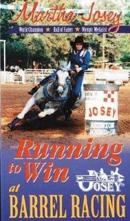 Running to Win At Barrel Racing (1997) Martha Josey Movies & TV