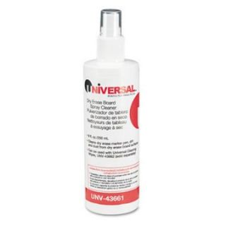 Universal Dry Erase Spray Cleaner   8 oz. Spray Bottle   Board Accessories
