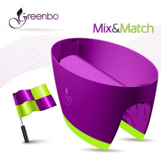 Greenbo Mix & Match Trays   Planter XL   Planter Accessories