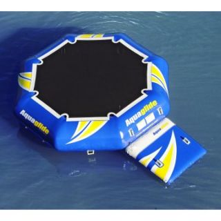 Aquaglide 16 ft. Platinum Water Bouncer   Water Trampolines