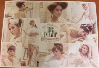 SNSD GIRLS' GENERATION Japan 1st Album (B Ver.) [OFFICIAL] POSTER 28.7 inch x 21 inch  Other Products