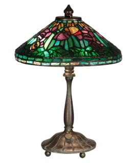 Dale Tiffany Poppy Shade Table Lamp   Table Lamps