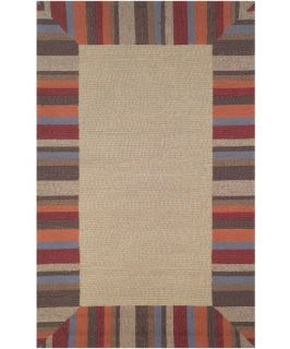 TransOcean Tommy Bahama Lido Beachcomber Indoor/Outdoor Area Rug   Tobacco   Rugs