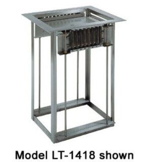 Delfield LT 1422 Single Drop In Open Tray Dispenser w/ Self Leveling, For 14 x 22 in, Each Home And Garden Products Kitchen & Dining