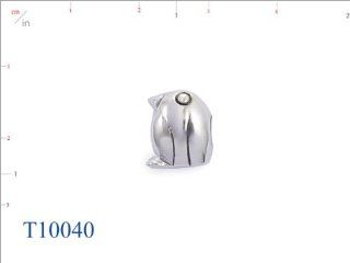 Sterling Silver Cute Lovely Penguin Bead for European Pandora Chamilia Biagi Charm Bracelets Jewelry