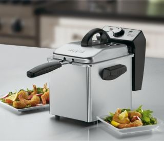 Waring Pro DF55 Professional Deep Fryer   Deep Fryers