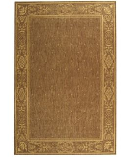 Safavieh Courtyard CY2326 Area Rug Brown/Natural   Area Rugs