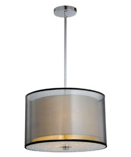 Bromi Design B5101 Phoenix 2 Tire Shade Pendant   Pendant Lighting