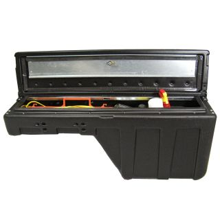 Titan Poly Wheel Well Truck Tool Box   Truck Tool Boxes