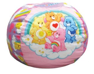 American Greetings Care Bears Rainbows Kids Bean Bag   Bean Bags