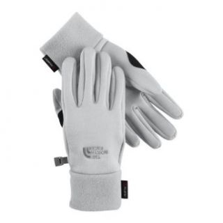 North Face Power Stretch Glove Women's High Rise Grey XS Clothing