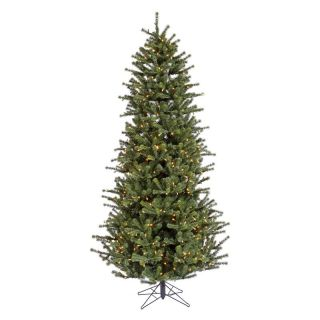 Carver Slim Frasier Pre lit Christmas Tree   Christmas Trees