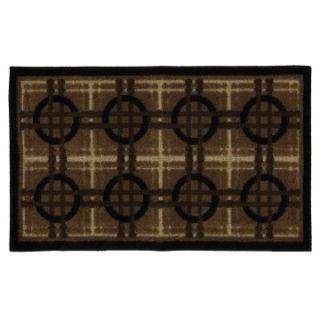 Mohawk Industries Corra Indoor/Outdoor Area Rug   Brown   Rugs