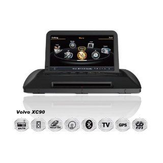 VOLVO XC90 OEM OEM Digital Touch Screen Car Stereo 3D Navigation GPS DVD TV USB SD iPod Bluetooth Hands free Multimedia Player  Audio Video Accessories And Parts