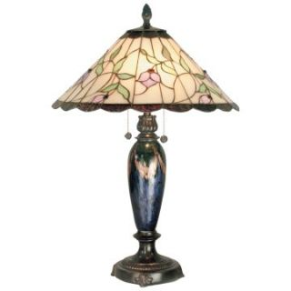 Dale Tiffany New Boston Table Lamp   Table Lamps