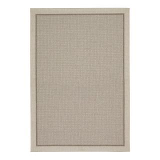 Couristan 0057 4009 Tides Beige Indoor/Outdoor Rug   Area Rugs