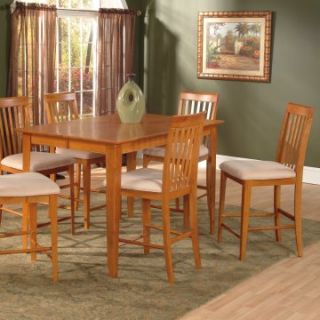 Montreal 7 Piece Pub Table Set   Dining Table Sets