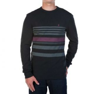 Volcom Think Thermal Shirt   Long Sleeve   Men's Black, M at  Men�s Clothing store