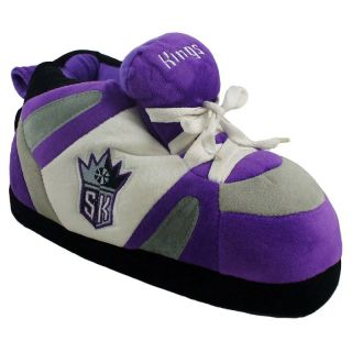 Comfy Feet NBA Sneaker Boot Slippers   Sacramento Kings   Mens Slippers