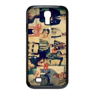 Custom Channing Tatum Cover Case for Samsung Galaxy S4 I9500 S4 859 Cell Phones & Accessories