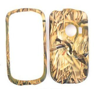 Huawei M835 Camo / Camouflage Hunter Series, w/ Ducks Hard Case/Cover/Faceplate/Snap On/Housing/Protector Cell Phones & Accessories
