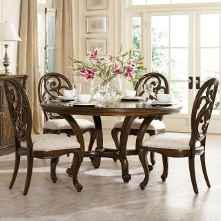 American Drew Jessica McClintock Couture 5 pc. Dining Table Set   Dining Table Sets