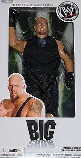 BIG SHOW W/ BOXING GLOVES INTERNET EXCLUSIVE WWE TOY WRESTLING ACTION FIGURE Toys & Games