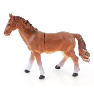 "4"" Long Animal Horse Figurine, Toys & Games"