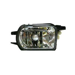 Mercedes Benz C Class Front Driving Fog Light Lamp Right Passenger Side SAE/DOT Approved Automotive