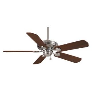 Casablanca 46U45D Capistrano 53 in. Indoor Ceiling Fan   Brushed Nickel   ENERGY STAR   Ceiling Fans
