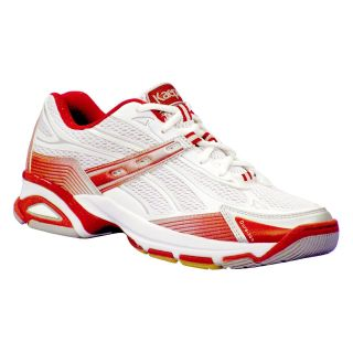 Kaepa Womens Ace Volleyball Shoe   Red/Silver   Volleyball Equipment