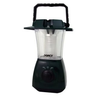 Dorcy 41 4268 Dynamo Rechargeable LED Flashlight Lantern with AC and DC Chargers   Flashlights