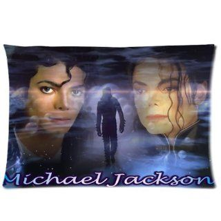 Michael Jackson Custom Pillowcase Standard Size 20x30 PWC 846