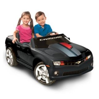 Kid Motorz 45th Special Edition Chevrolet Camaro Battery Powered Riding Toy   Battery Powered Riding Toys
