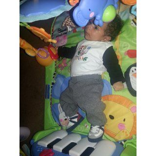 Fisher Price Kick and Play Piano Gym, Discover 'N Grow  Early Development Playmats  Baby