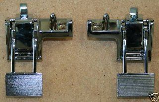 Convertible Top Latch Set for 1965 1968 Plymouth Fury   Sport Fury + Dodge Custom 880   Polara   Monaco + Chrysler Newport   New Yorker   300   300L Automotive
