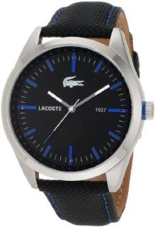 Lacoste Sport Montreal Black Dial Men's Watch #2010597 at  Men's Watch store.