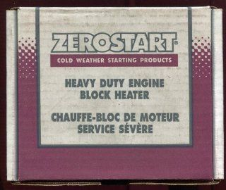 Zerostart 860 2816 Engine Block Heater Automotive