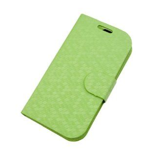 BestDealUSA Green Football Pattern Wallet Flip Pouch Case for Samsung Galaxy S3 SIII I9300 Cell Phones & Accessories