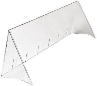 Hubbell DA28 Air Deflector, 28.5 Inch, Clear   Hvac Controls