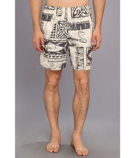 Quiksilver Waterman Mayport Volley Boardshort Mens Swimwear (Beige)