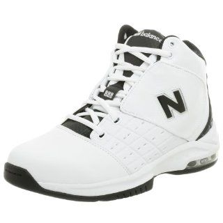 New Balance Men's BB888 Basketball Shoe, White, 13 D Sports & Outdoors